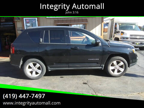 2014 Jeep Compass for sale at Integrity Automall in Tiffin OH