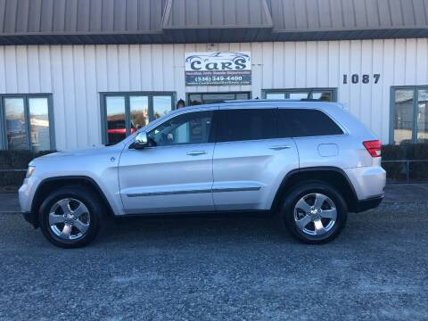 2013 Jeep Grand Cherokee for sale at Carolina Auto Resale Supercenter in Reidsville NC