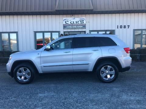 2013 Jeep Grand Cherokee for sale at Carolina Auto Resale Supercenter in Reidsville NC