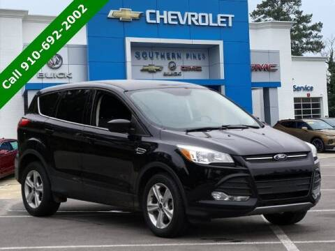 2016 Ford Escape for sale at PHIL SMITH AUTOMOTIVE GROUP - SOUTHERN PINES GM in Southern Pines NC
