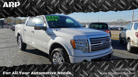 2012 Ford F-150 for sale at ARP in Waukesha WI
