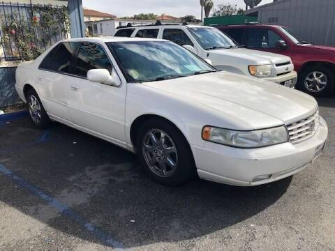2003 Cadillac STS for sale at CABO MOTORS in Chula Vista CA