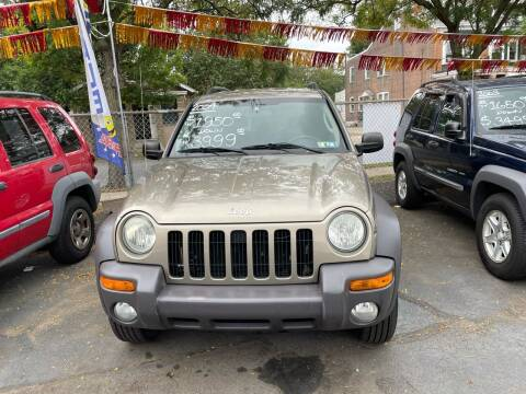 2004 Jeep Liberty for sale at Chambers Auto Sales LLC in Trenton NJ