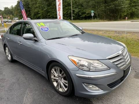2014 Hyundai Genesis for sale at Star Auto Sales in Richmond VA