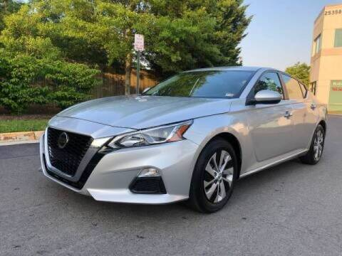 2019 Nissan Altima for sale at Pleasant Auto Group in Chantilly VA