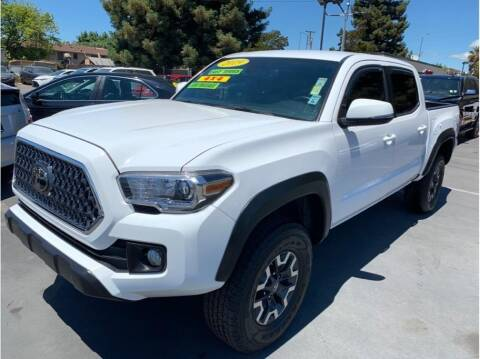 2019 Toyota Tacoma for sale at AutoDeals in Daly City CA