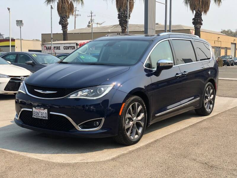 2017 Chrysler Pacifica for sale at H & K Auto Sales & Leasing in San Jose CA