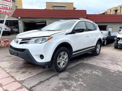 2015 Toyota RAV4 for sale at ELITE MOTOR CARS OF MIAMI in Miami FL