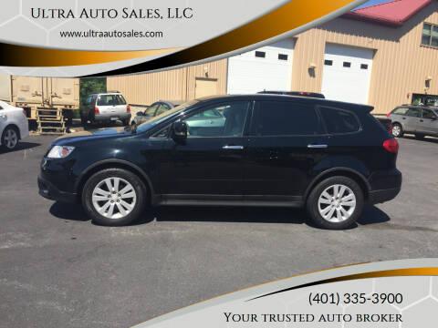 2009 Subaru Tribeca for sale at Ultra Auto Sales, LLC in Cumberland RI