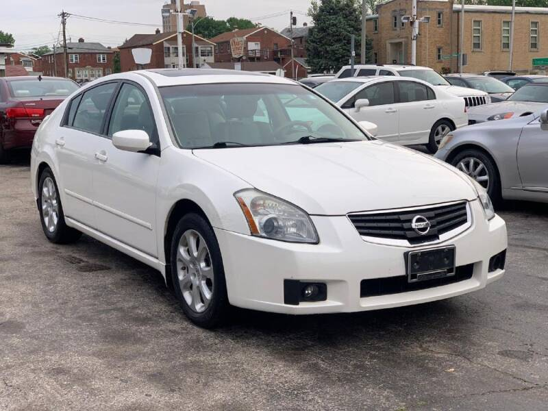 2008 Nissan Maxima for sale at IMPORT Motors in Saint Louis MO
