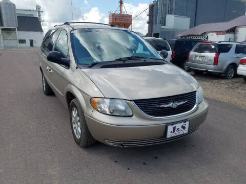 2003 Chrysler Town and Country for sale at J & S Auto Sales in Thompson ND