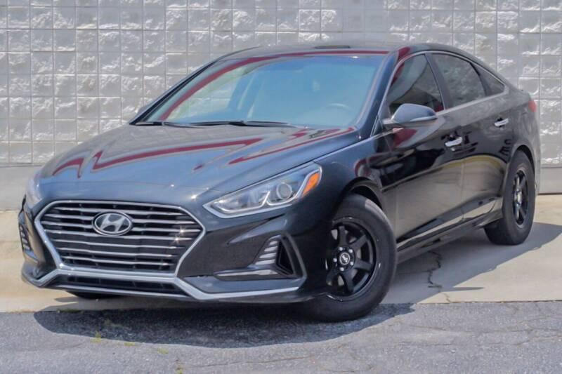 2018 Hyundai Sonata for sale at Cannon Auto Sales in Newberry SC