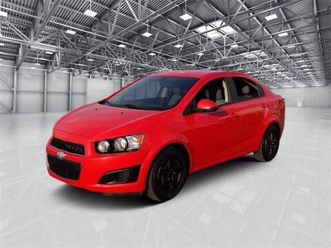 2015 Chevrolet Sonic for sale at Camelback Volkswagen Subaru in Phoenix AZ