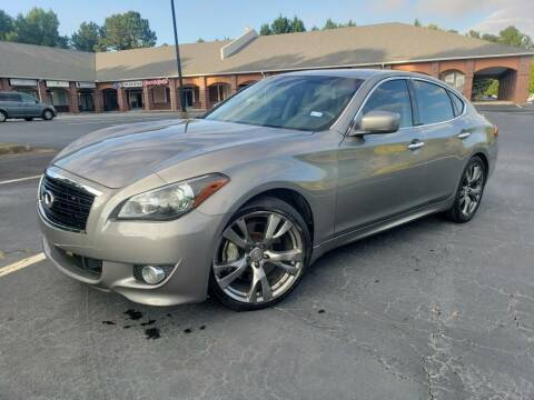 2011 Infiniti M56 for sale at GA Auto IMPORTS  LLC in Buford GA