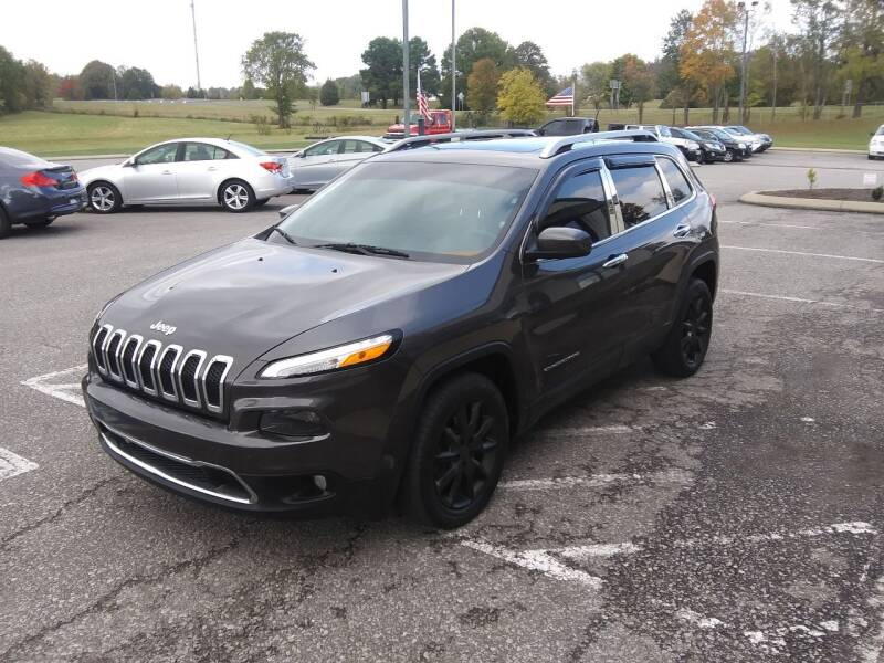 2014 Jeep Cherokee Limited 4dr SUV - Pleasant View TN