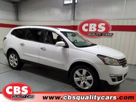 2016 Chevrolet Traverse for sale at CBS Quality Cars in Durham NC