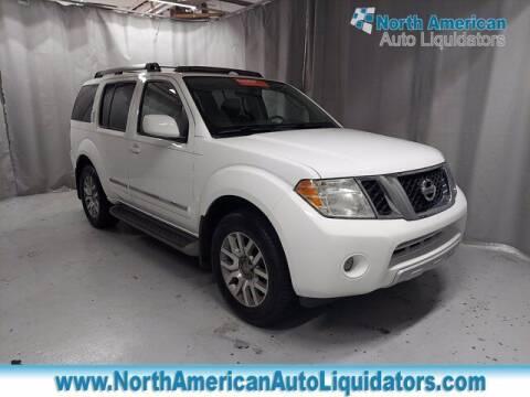 2012 Nissan Pathfinder for sale at North American Auto Liquidators in Essington PA