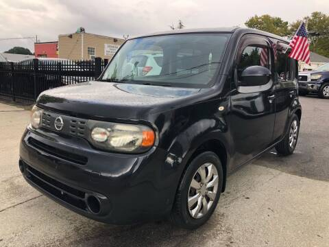 2011 Nissan cube for sale at Crestwood Auto Center in Richmond VA