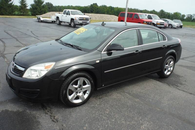 2008 Saturn Aura for sale at Bryan Auto Depot in Bryan OH