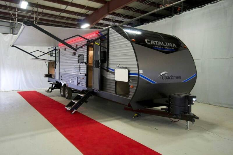 2022 Coachmen Catalina 323BHDS for sale at S & M WHEELESTATE SALES INC - Camper in Princeton NC