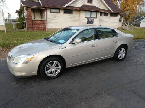 2007 Buick Lucerne for sale at Economy Motors in Muncie IN