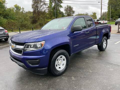 2015 Chevrolet Colorado for sale at Twin Rocks Auto Sales LLC in Uniontown PA