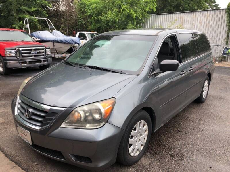 2010 Honda Odyssey for sale at 4 Girls Auto Sales in Houston TX