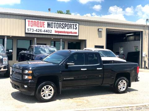 2014 Chevrolet Silverado 1500 for sale at Torque Motorsports in Rolla MO