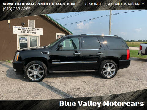 2010 Cadillac Escalade for sale at Blue Valley Motorcars in Stilwell KS