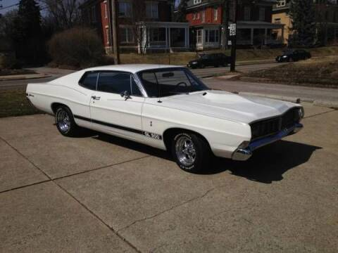 1968 Ford Galaxie for sale at Haggle Me Classics in Hobart IN