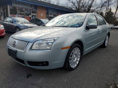2007 Mercury Milan for sale at CENTRAL GROUP in Raritan NJ