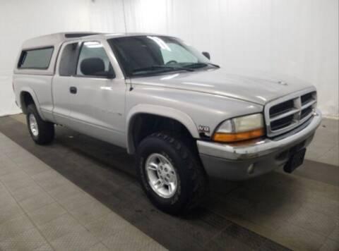 1998 Dodge Dakota for sale at HW Used Car Sales LTD in Chicago IL