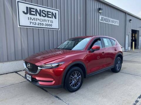 2019 Mazda CX-5 for sale at Jensen's Dealerships in Sioux City IA