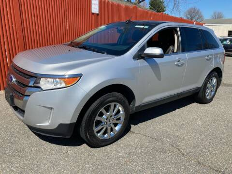 2013 Ford Edge for sale at Bill's Auto Sales in Peabody MA