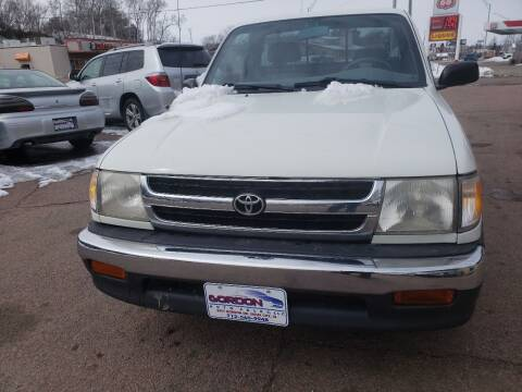 1998 Toyota Tacoma for sale at Gordon Auto Sales LLC in Sioux City IA