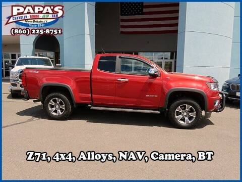 2015 Chevrolet Colorado for sale at Papas Chrysler Dodge Jeep Ram in New Britain CT