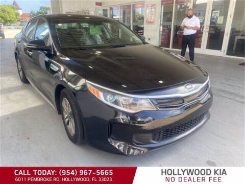 2018 Kia Optima Hybrid for sale at JumboAutoGroup.com in Hollywood FL