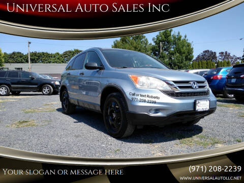 2010 Honda CR-V for sale at Universal Auto Sales Inc in Salem OR