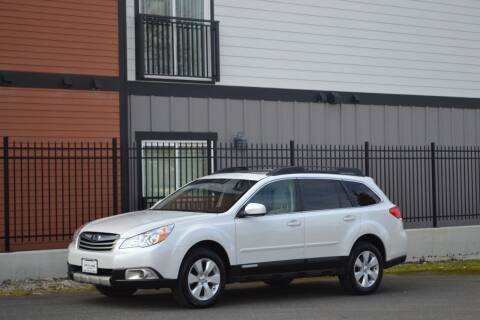 2011 Subaru Outback for sale at Skyline Motors Auto Sales in Tacoma WA