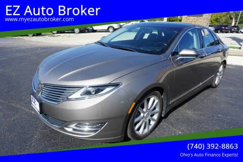 2016 Lincoln MKZ Hybrid for sale at EZ Auto Broker in Mount Vernon OH
