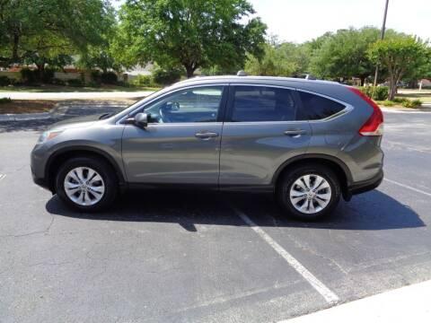 2014 Honda CR-V for sale at BALKCUM AUTO INC in Wilmington NC