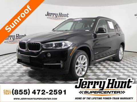 2016 BMW X5 for sale at Jerry Hunt Supercenter in Lexington NC