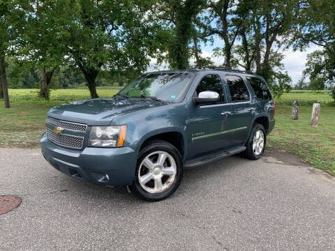 2009 Chevrolet Tahoe for sale at Ace's Auto Sales in Westville NJ
