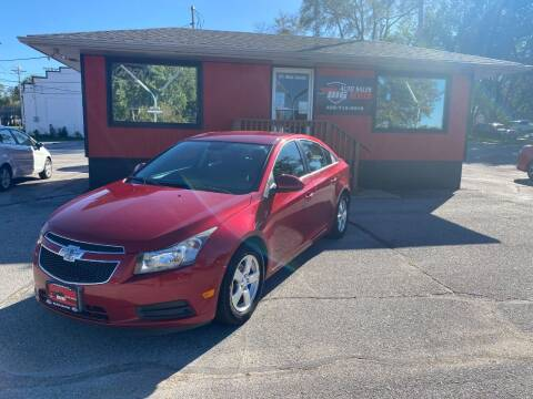 2014 Chevrolet Cruze for sale at Big Red Auto Sales in Papillion NE