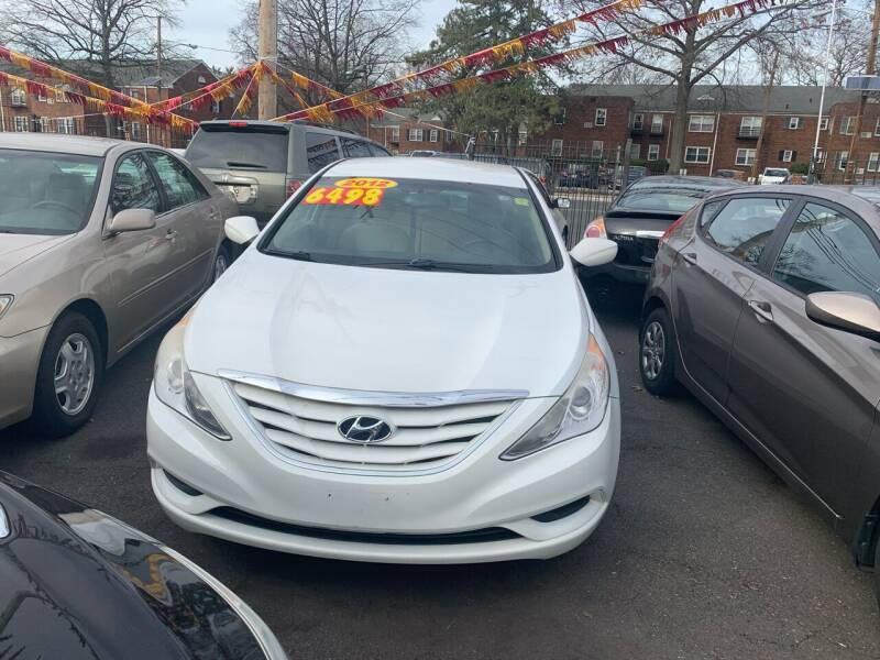 2012 Hyundai Sonata for sale at Metro Auto Exchange 2 in Linden NJ