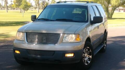 2004 Ford Expedition for sale at CAR MIX MOTOR CO. in Phoenix AZ