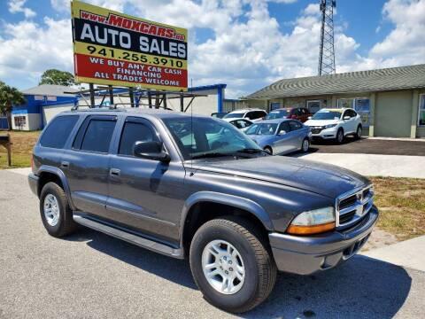 2003 Dodge Durango for sale at Mox Motors in Port Charlotte FL