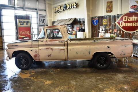 1963 Chevrolet C/K 20 Series for sale at Cool Classic Rides in Redmond OR
