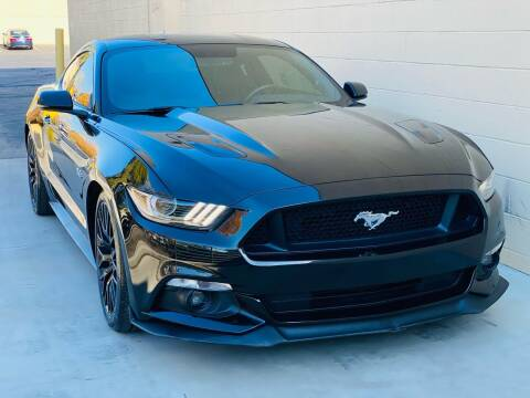 2015 Ford Mustang for sale at Auto Zoom 916 in Rancho Cordova CA