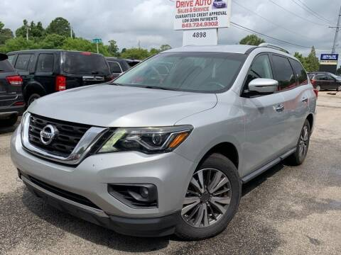 2017 Nissan Pathfinder for sale at Drive Auto Sales & Service, LLC. in North Charleston SC